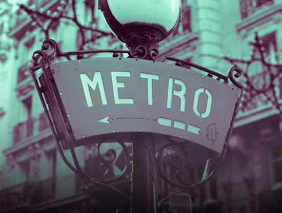 El decálogo del metro
