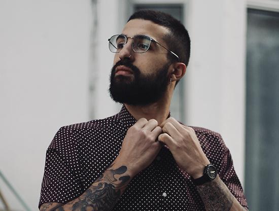 Canciones para ligar con chicos con barba y gafas