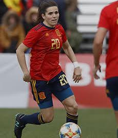 Andrea Pereira despega en el fútbol femenino