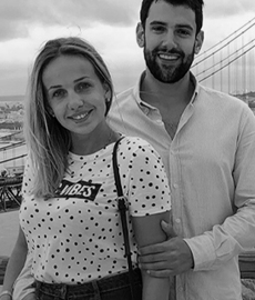 Nina y Alberto: la experiencia más aventurera