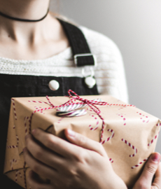 Qué regalar a la persona a la que estás conociendo